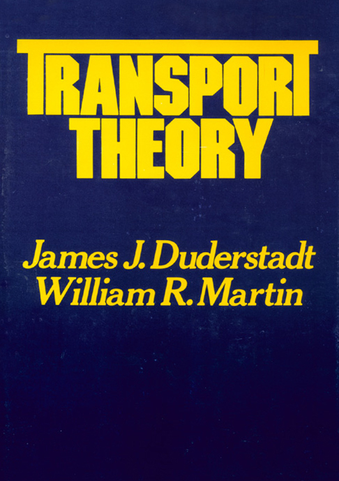 Transport Theory Book cover