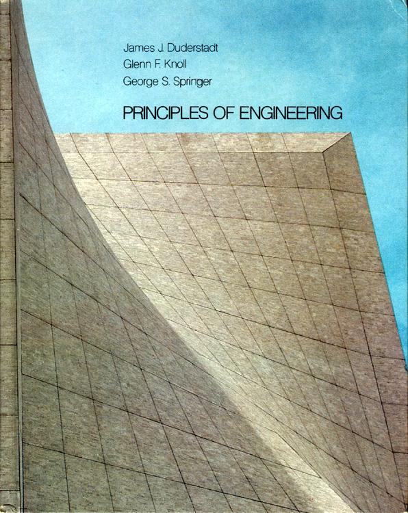 Principles of Engineering cover