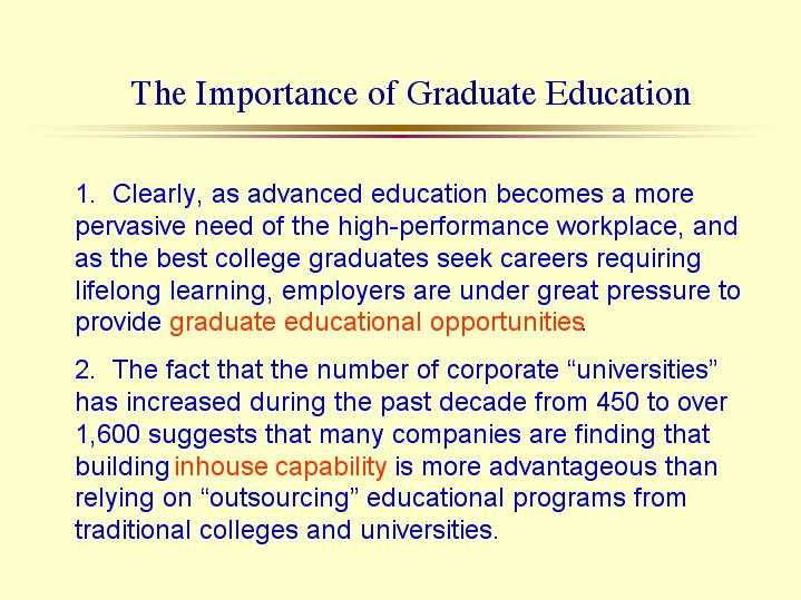 essay about importance of english education Importance of higher education essay mgmt: education and higher education institutions important element in undergraduate programmes (bath, smith, stein & swann, 2004) and are the responsibility of higher educationalists to incorporate as part of their teaching and learning (hind et al, 2007.